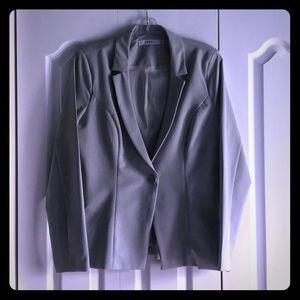Long sleeve basic tailor